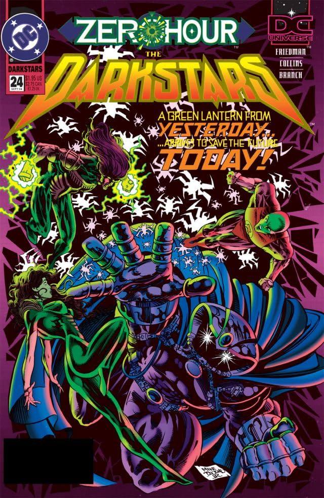 The Darkstars (1992-1996) #24