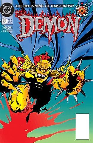 The Demon (1993-1995) No.0