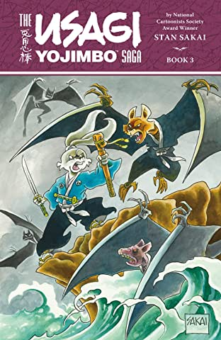 Usagi Yojimbo Saga Vol. 3