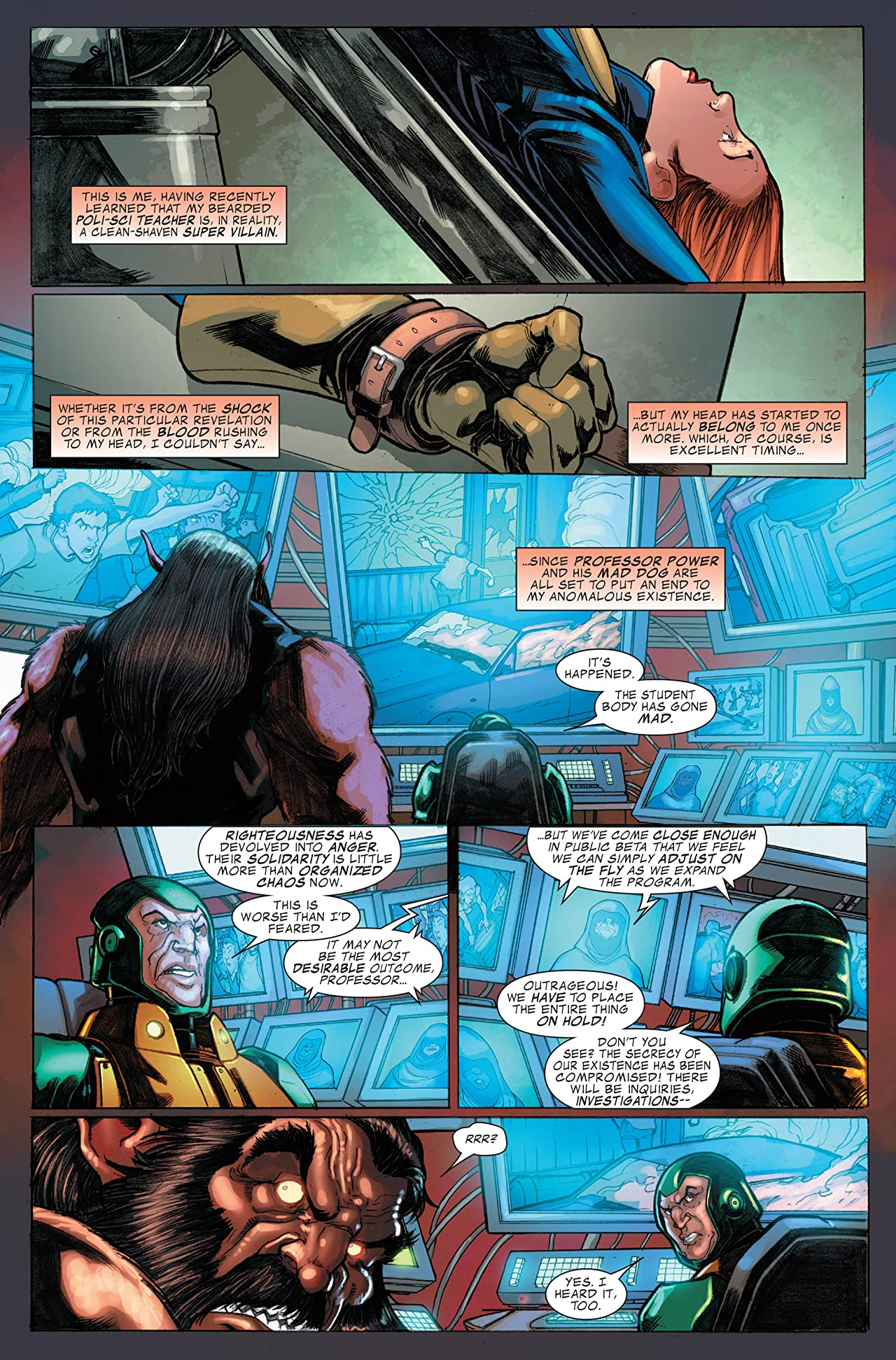 Nomad: Girl Without A World #4 (of 4)