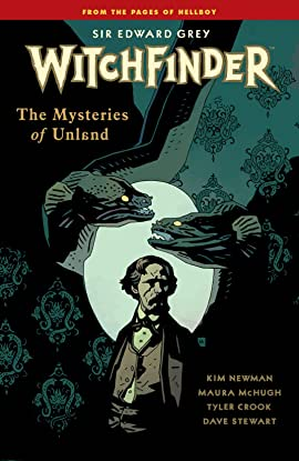 Witchfinder Tome 3: The Mysteries of Unland