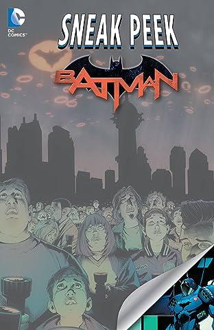 DC Sneak Peek: Batman (2011-) #1