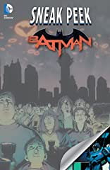 DC Sneak Peek: Batman (2011-) #1