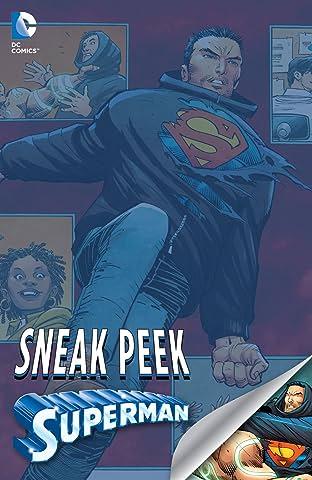 DC Sneak Peek: Superman (2011-) #1