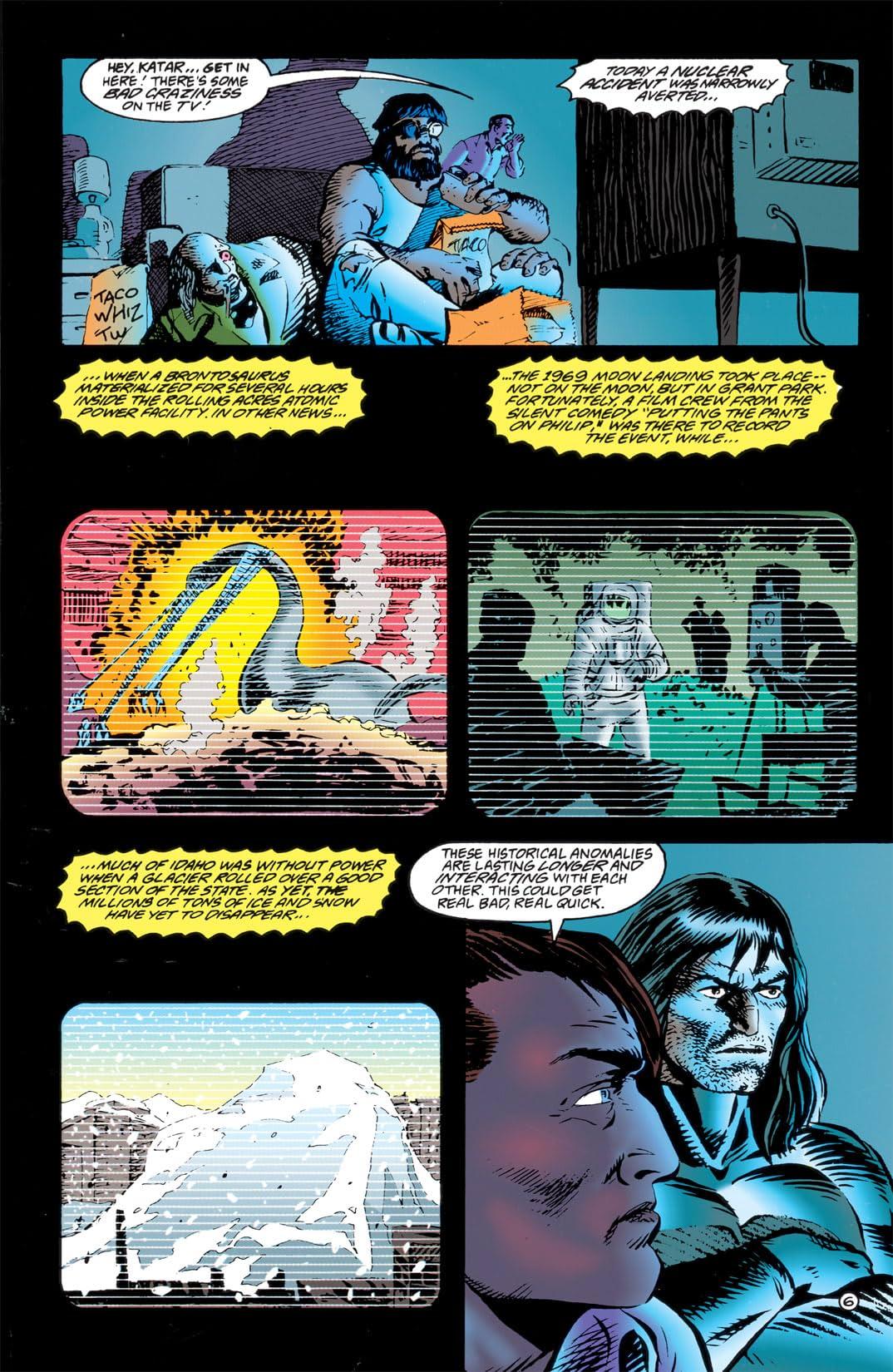 Hawkman (1993-1996) #13