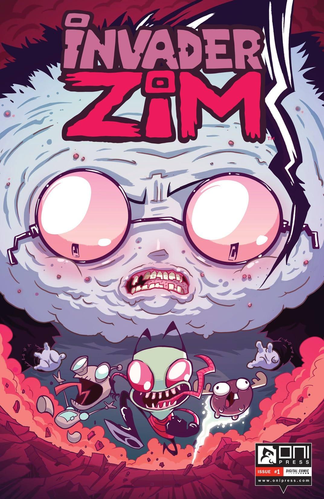 Invader Zim #1