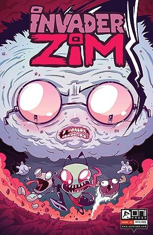 Invader ZIM No.1
