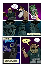 John L. Sullivan Boston Strong Boy In Space #1