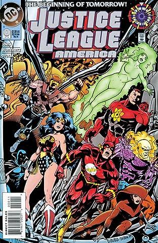 Justice League of America (1987-1996) #0