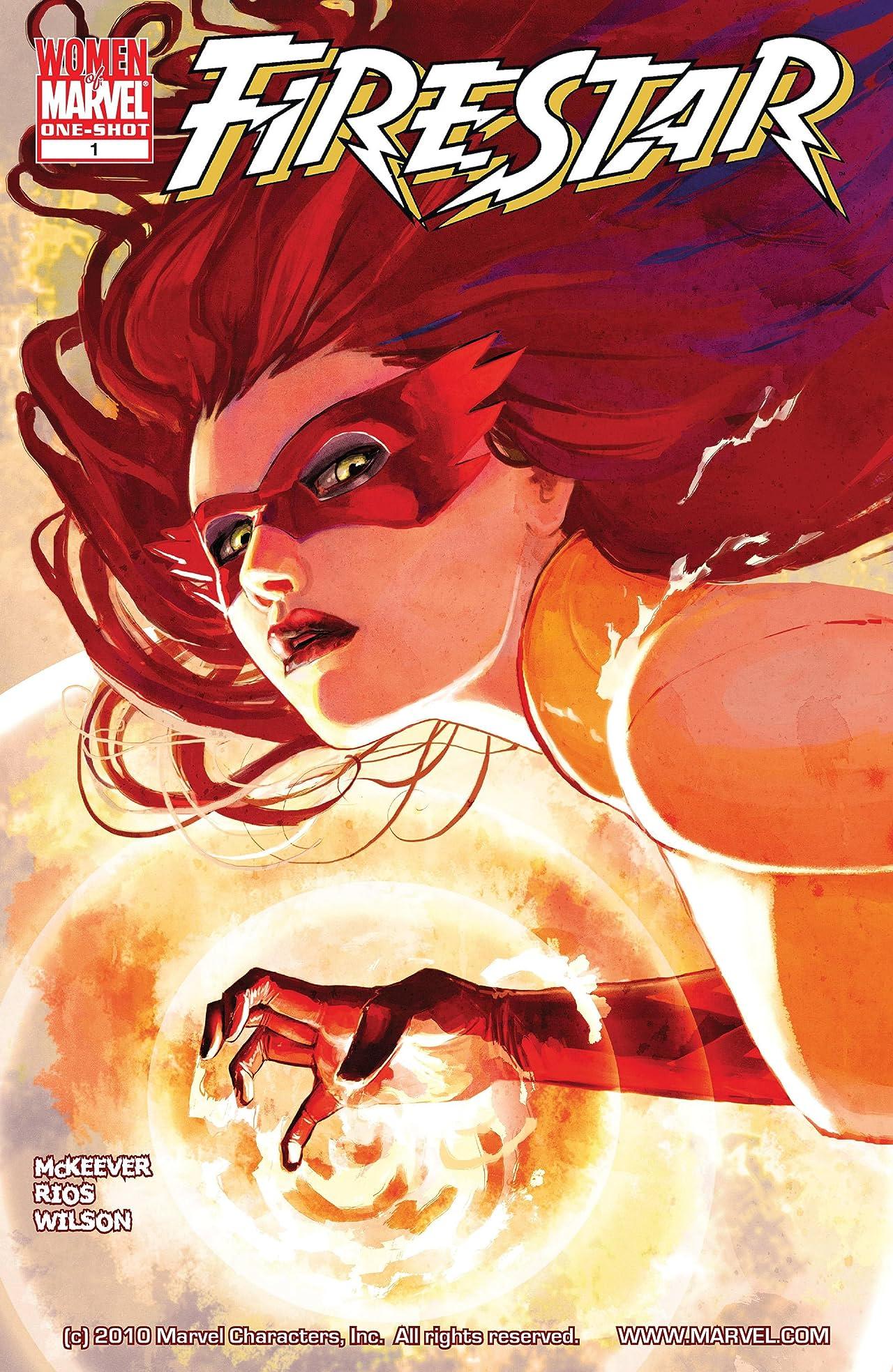 Firestar #1
