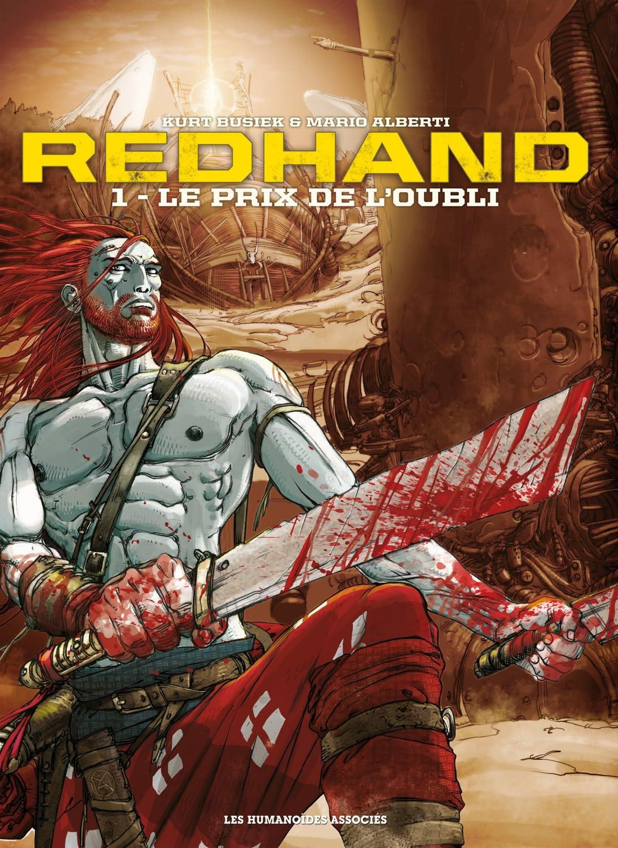 Redhand Vol. 1