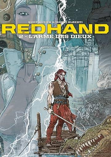 Redhand Vol. 2