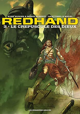 Redhand Tome 3