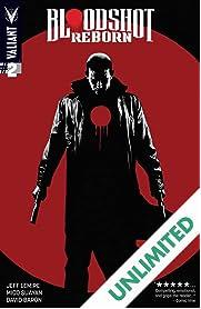 Bloodshot Reborn #2: Digital Exclusives Edition