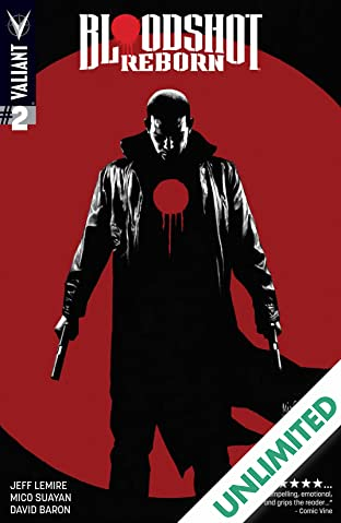 Bloodshot Reborn #2: Digital Exclusives Edition
