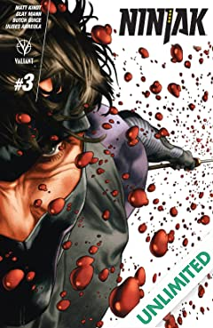 Ninjak (2015- ) #3: Digital Exclusives Edition
