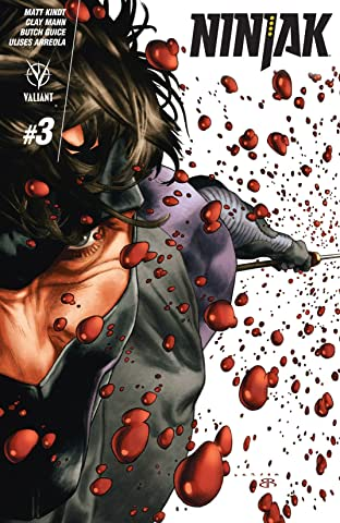 Ninjak (2015- ) No.3: Digital Exclusives Edition
