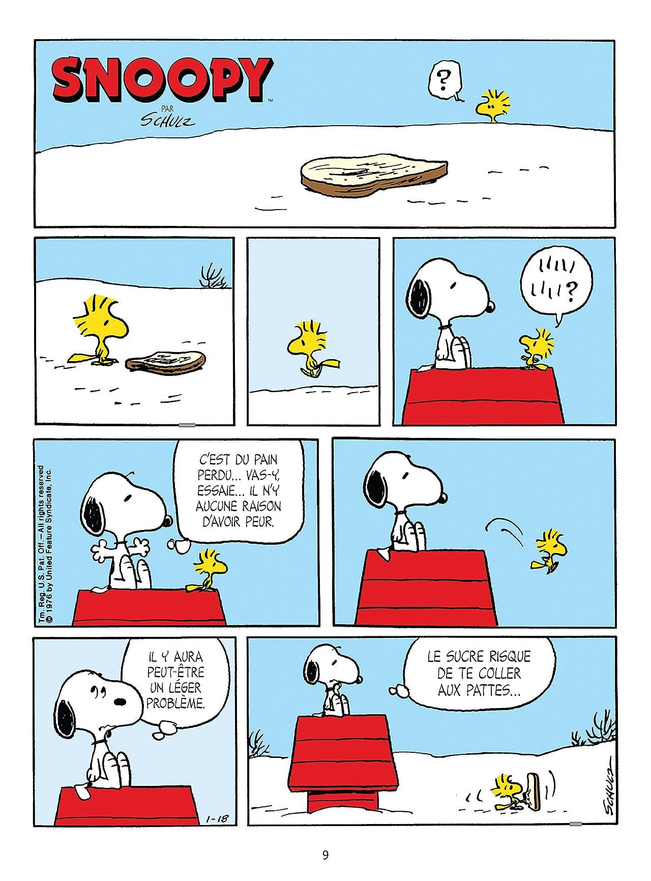Snoopy et le petit monde des Peanuts Vol. 4