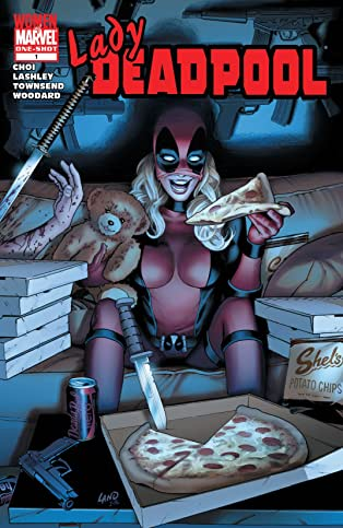 Lady Deadpool (2010) #1