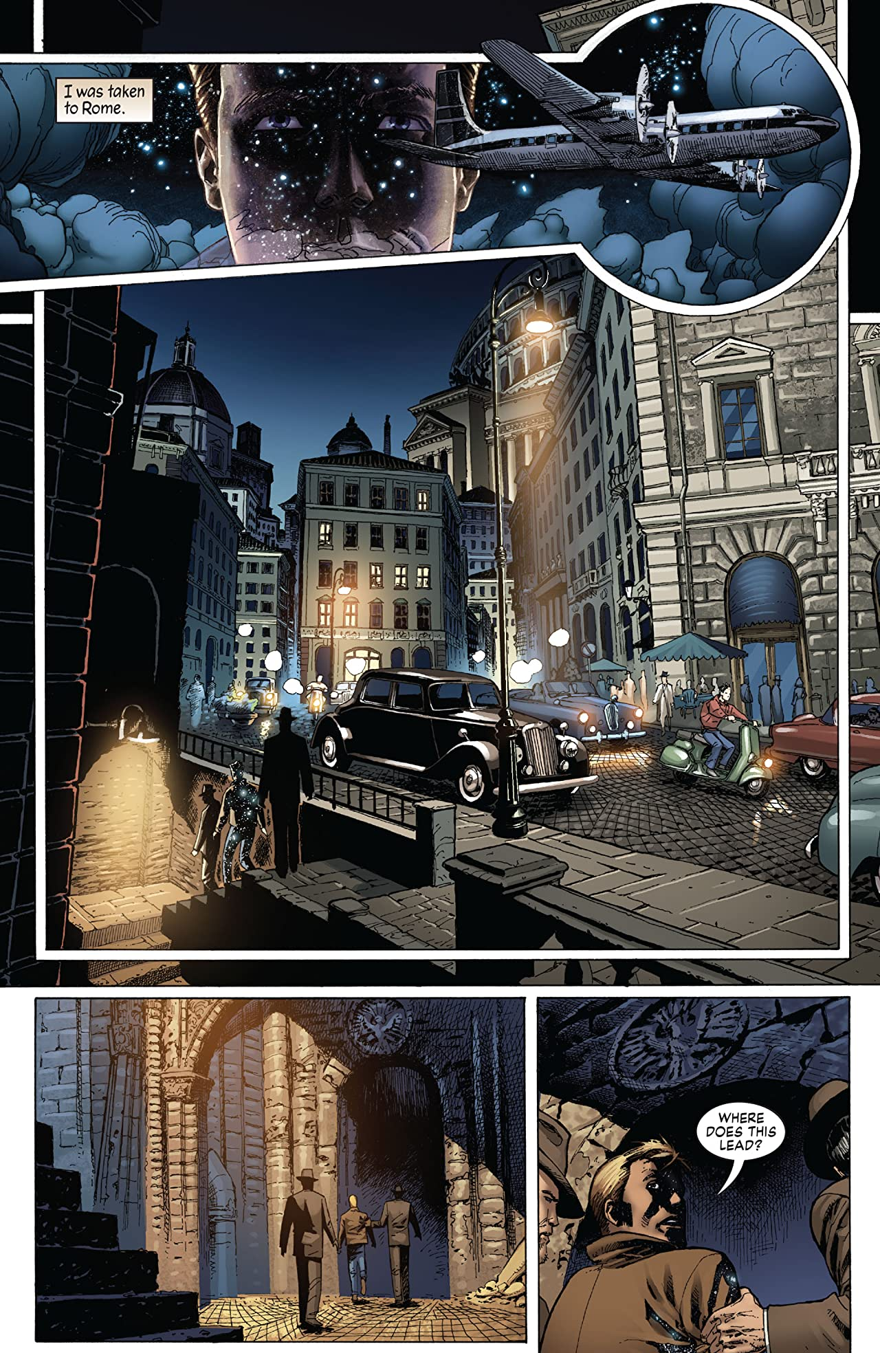 S.H.I.E.L.D. (2010-2011) #1 (of 6)