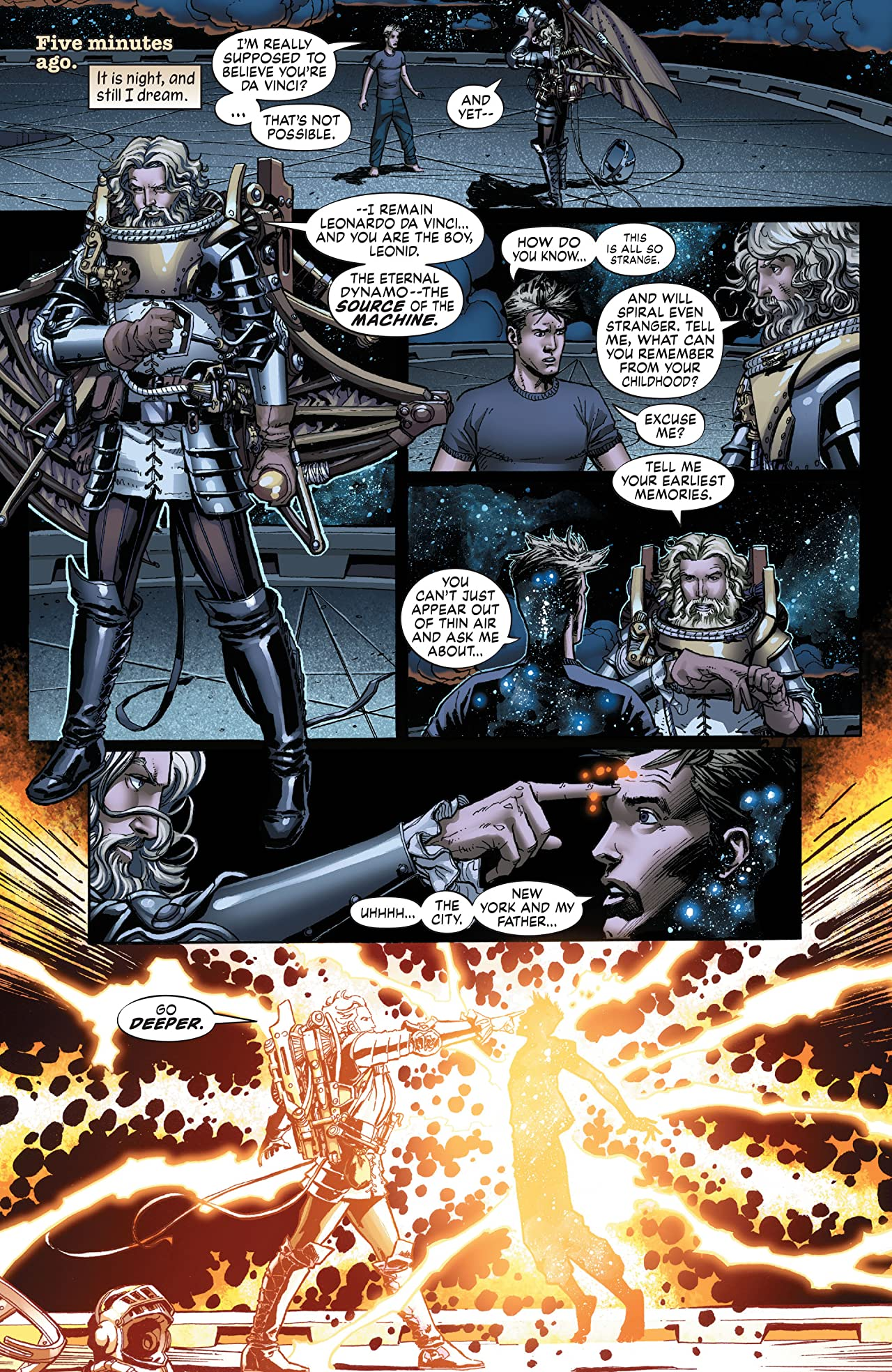 S.H.I.E.L.D. (2010-2011) #2 (of 6)