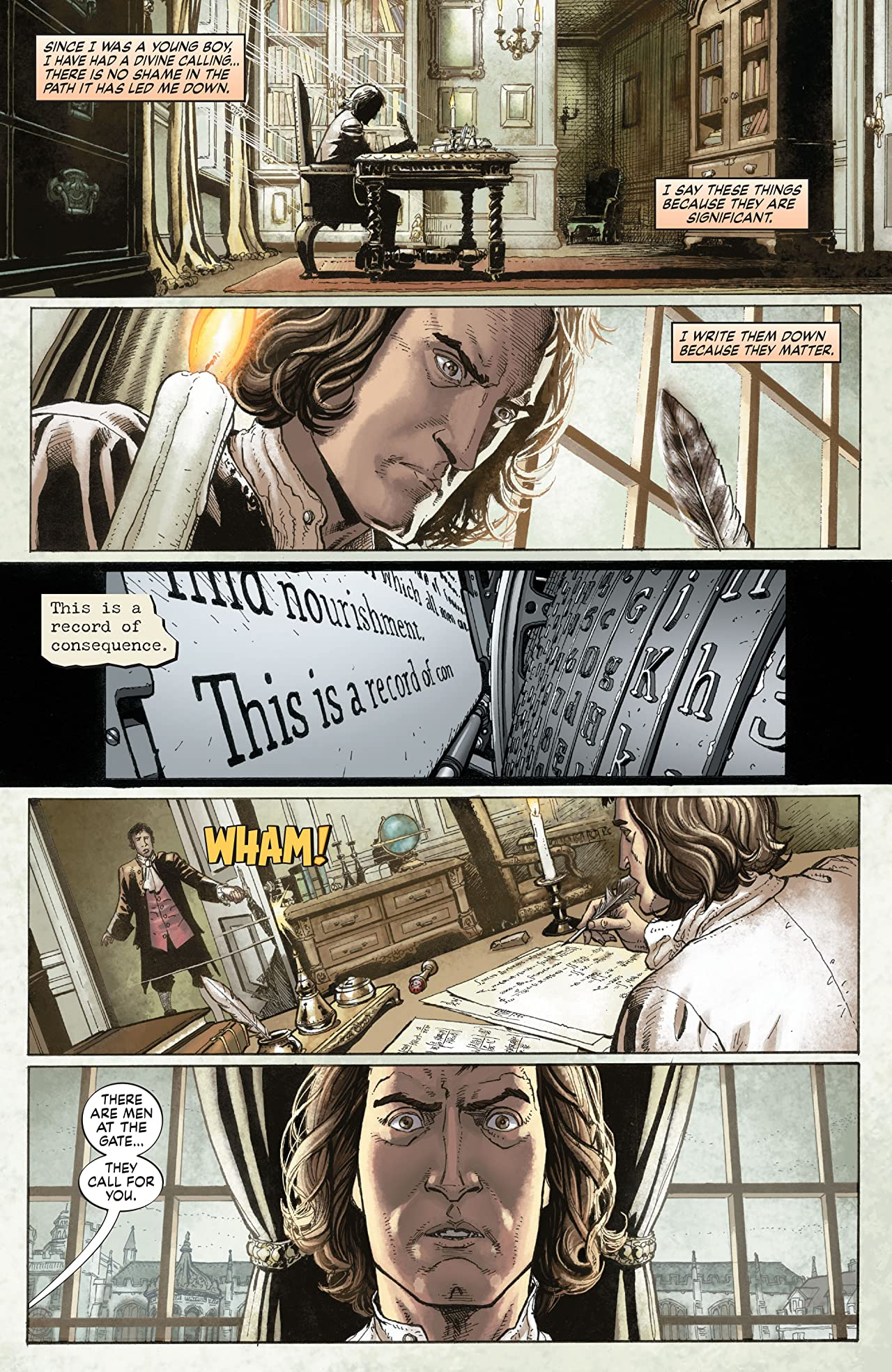 S.H.I.E.L.D. (2010-2011) #3 (of 6)