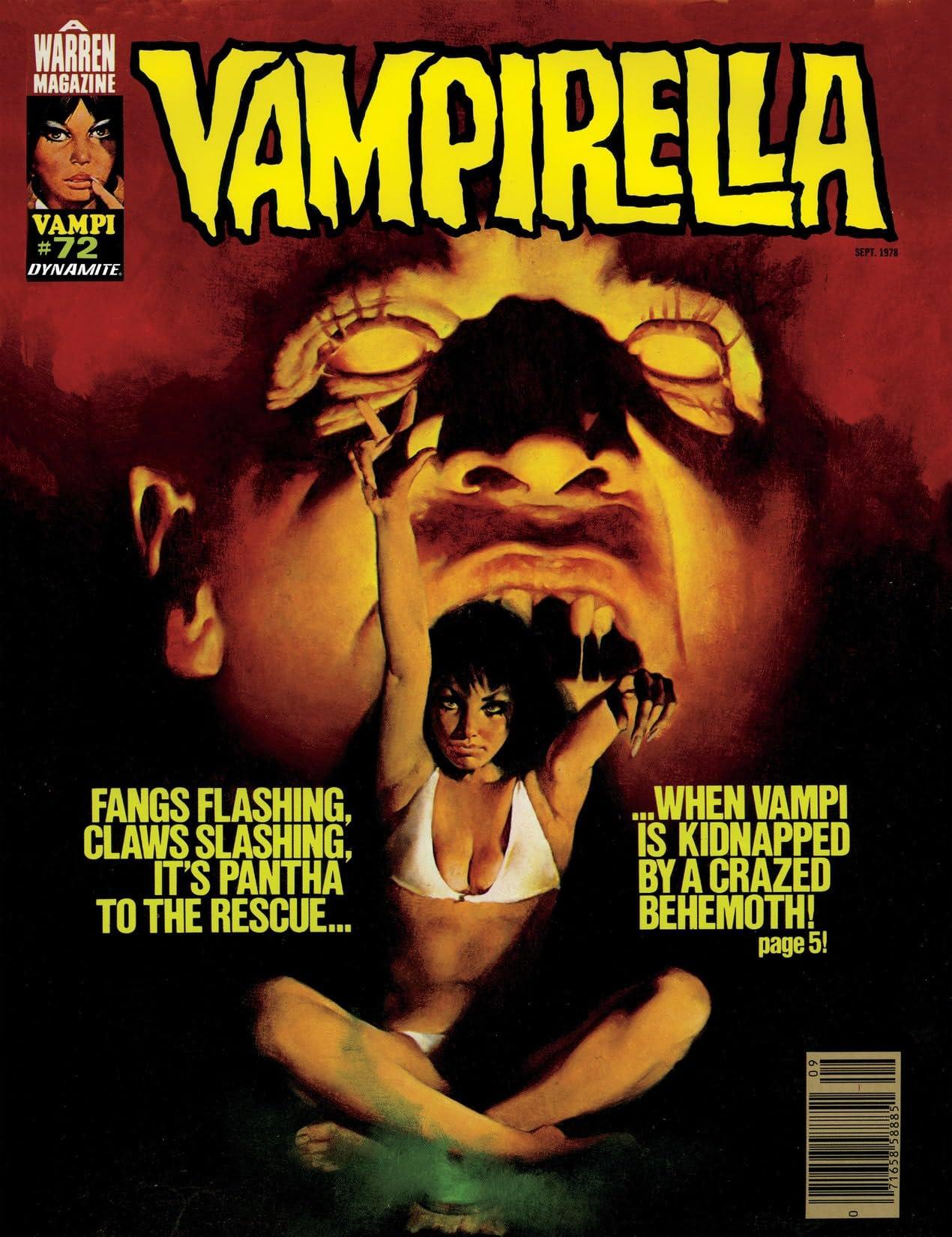 Vampirella (Magazine 1969-1983) #72
