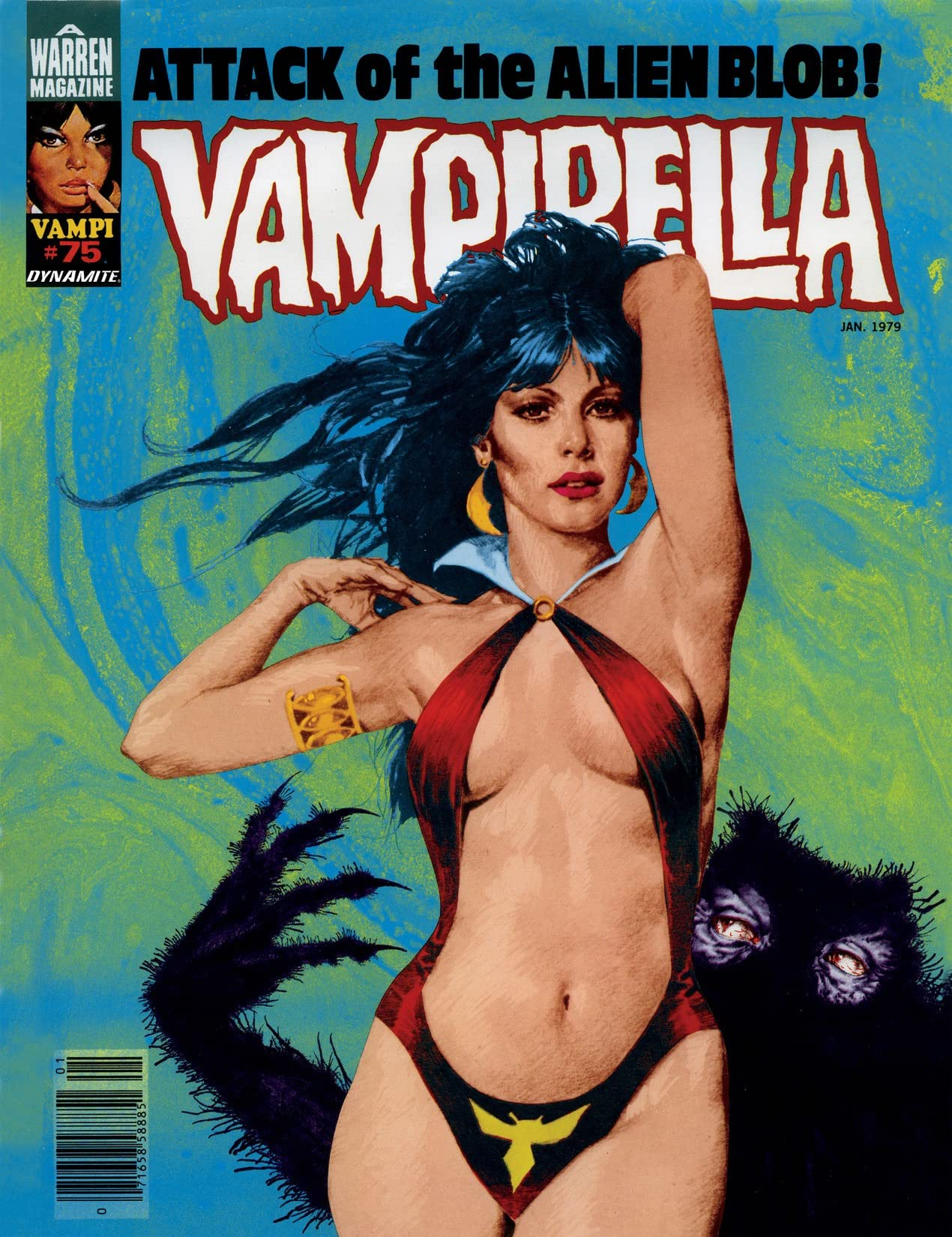 Vampirella (Magazine 1969-1983) #75