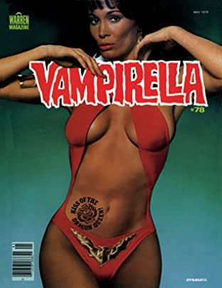 Vampirella (Magazine 1969-1983) #78