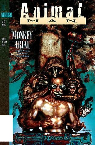 Animal Man (1988-1995) #83