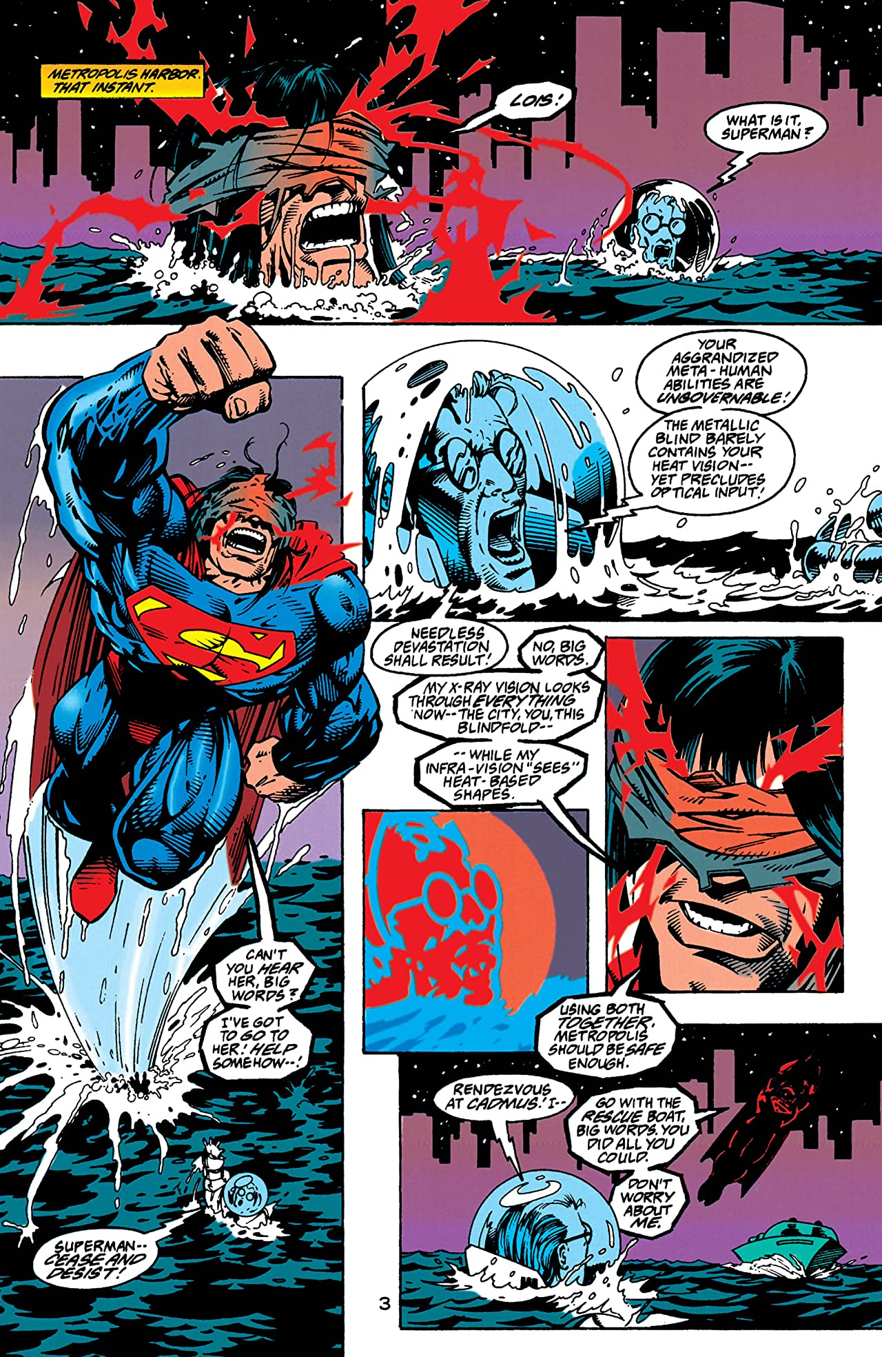 Adventures of Superman (1986-2006) #512