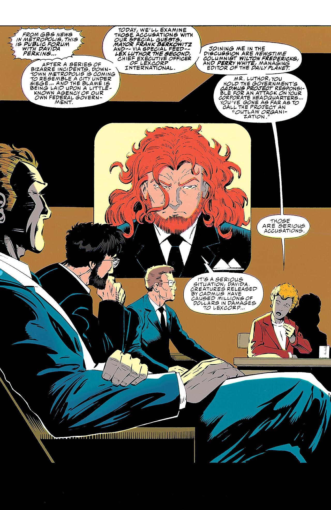 Action Comics (1938-2011) #699