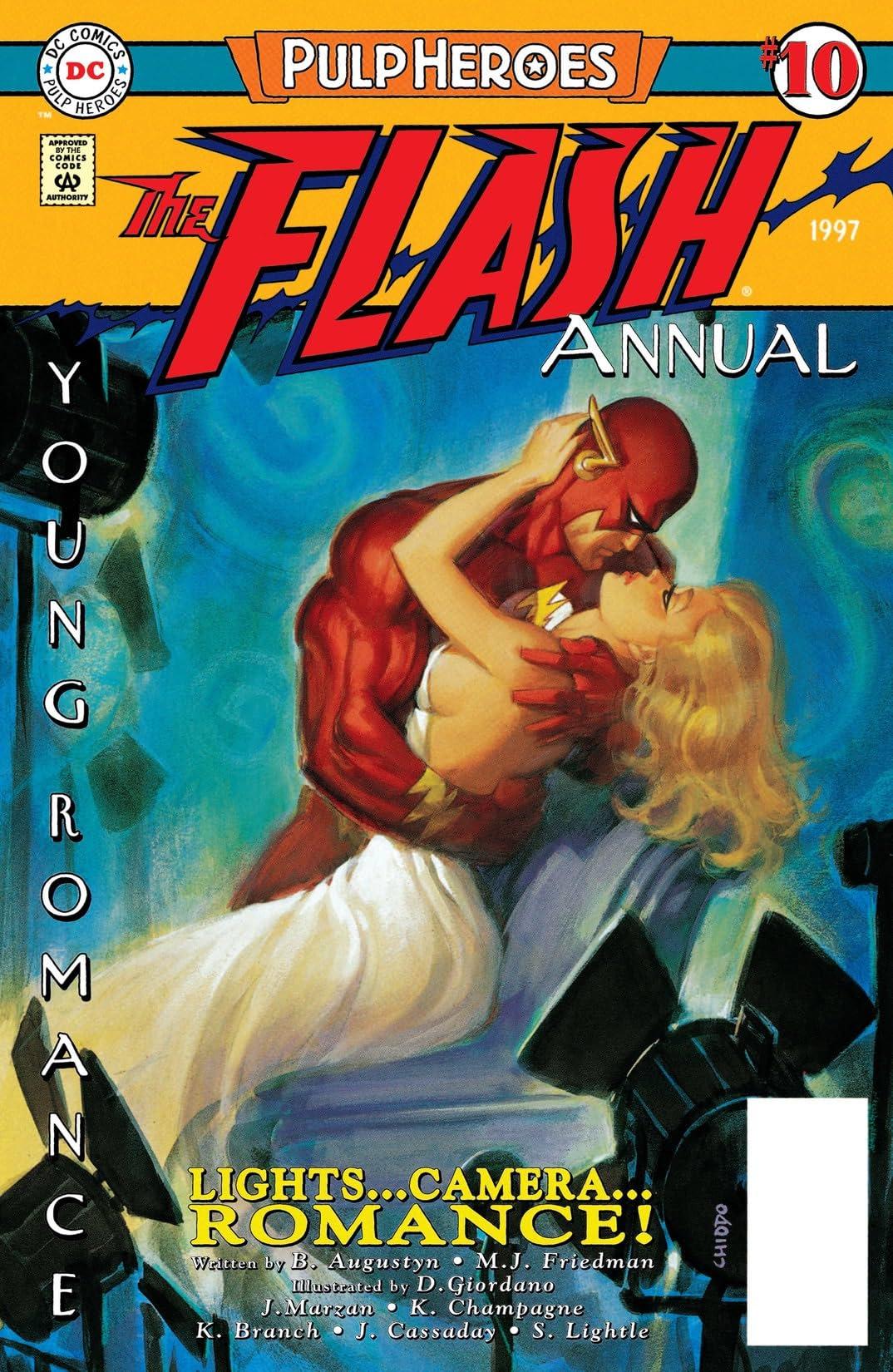 The Flash (1987-2009): Annual #10