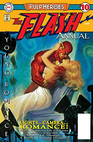 The Flash (1987-2009): Annual #10