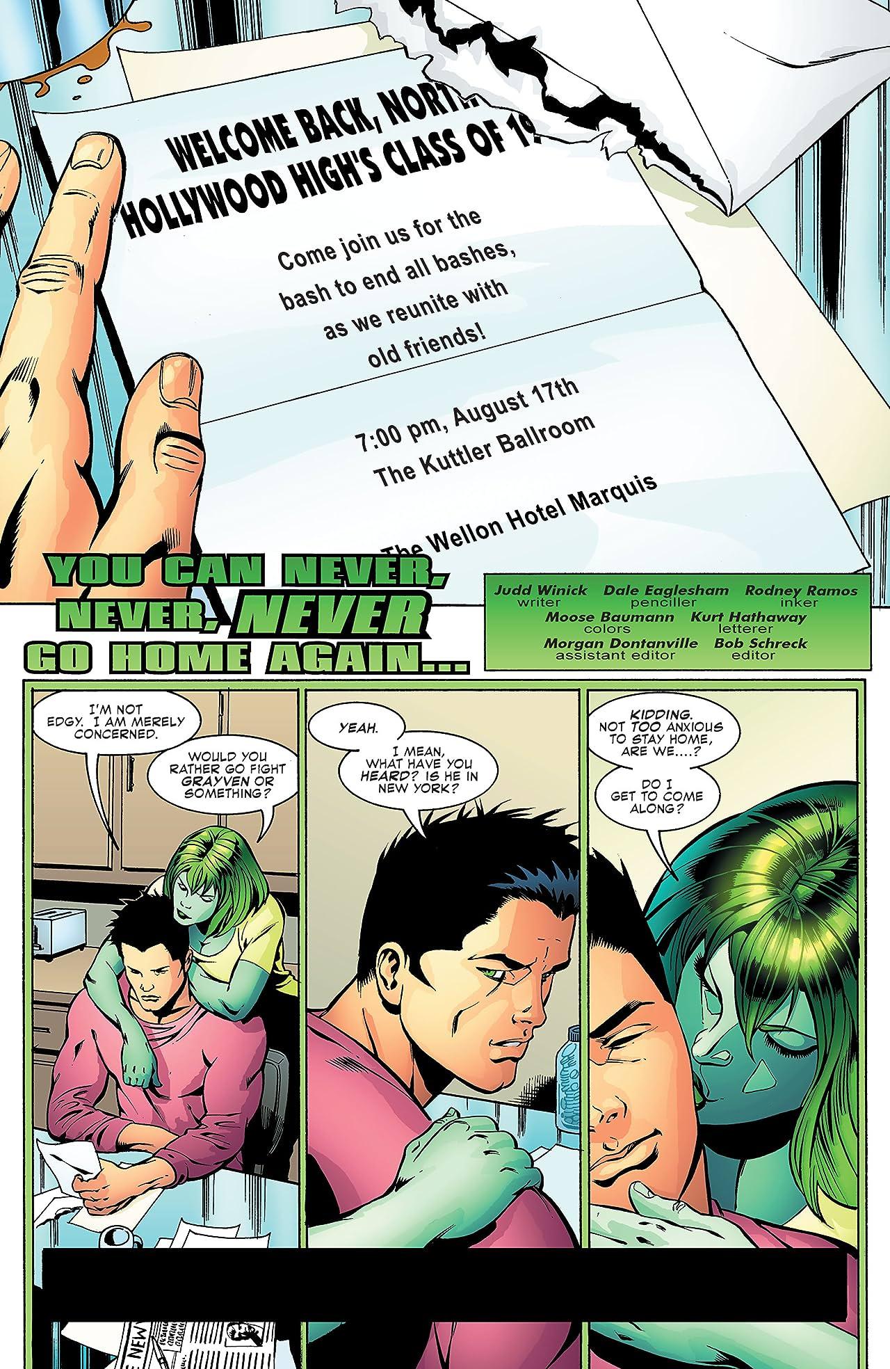 Green Lantern (1990-2004) #153
