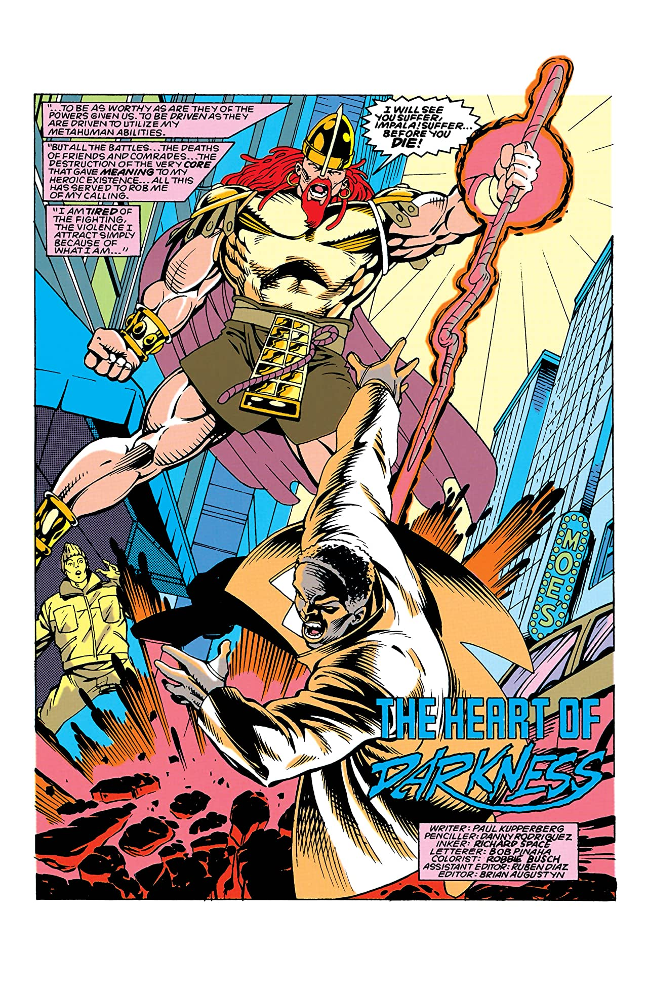 Justice League Quarterly (1990-1994) #17