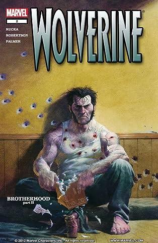 Wolverine (2003-2009) #2