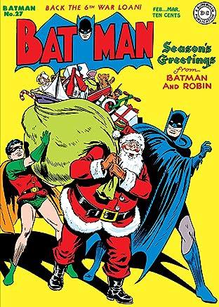Batman (1940-2011) #27
