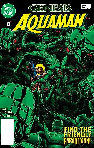 Aquaman (1994-2001) #37