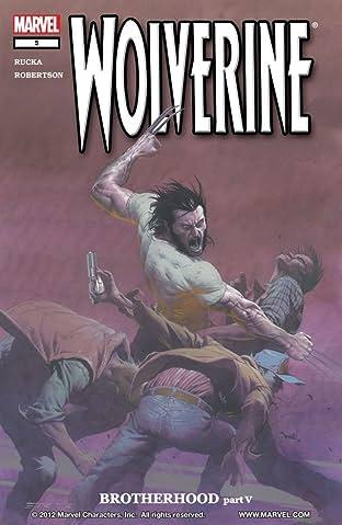 Wolverine (2003-2009) #5