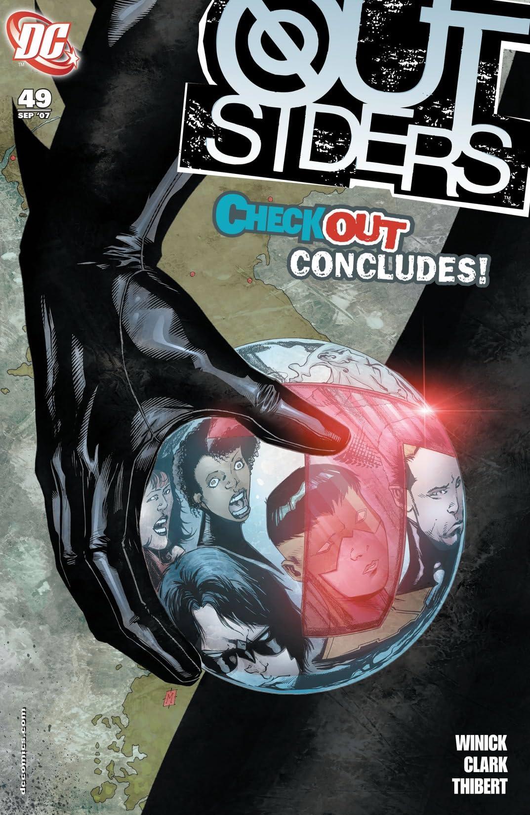 Outsiders (2003-2007) #49
