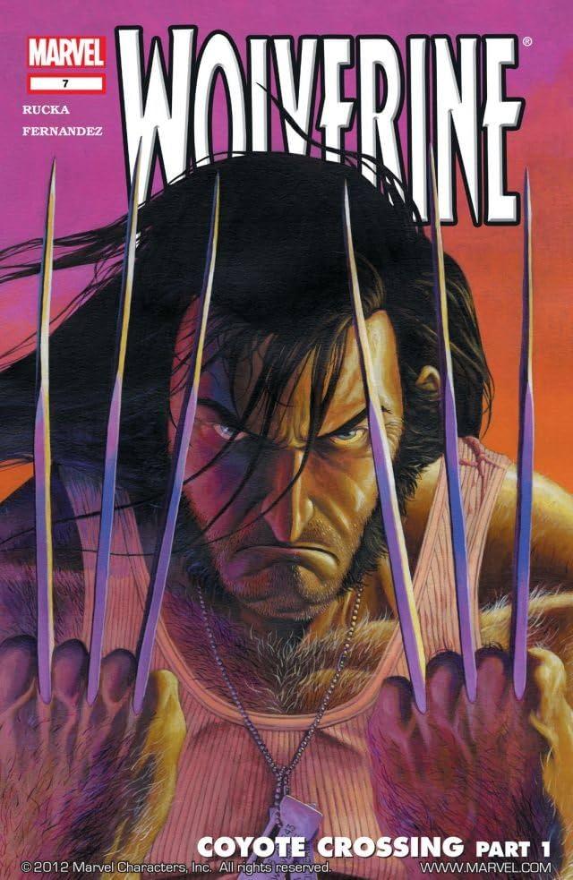 Wolverine (2003-2009) #7