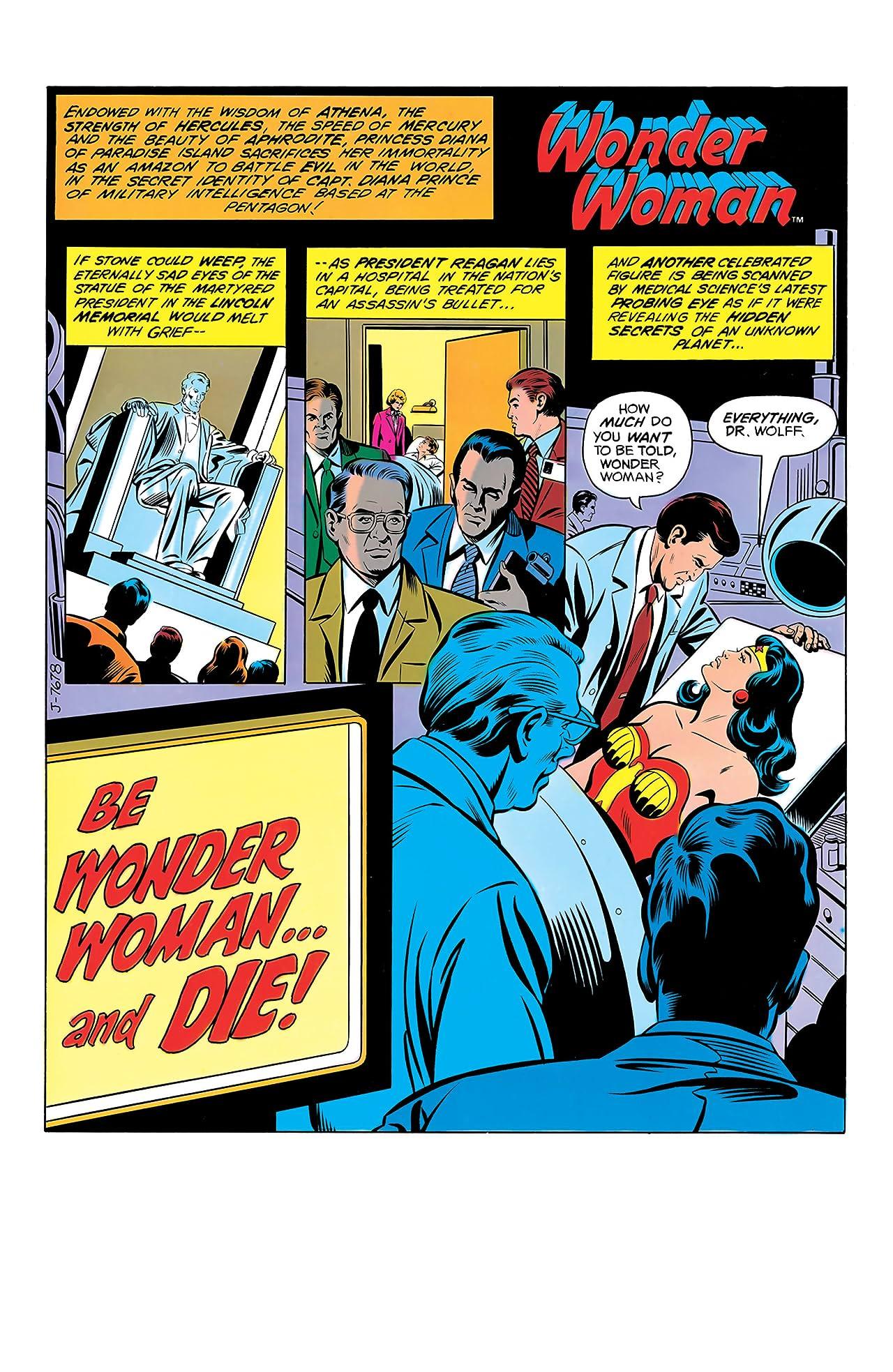 Wonder Woman (1942-1986) #286