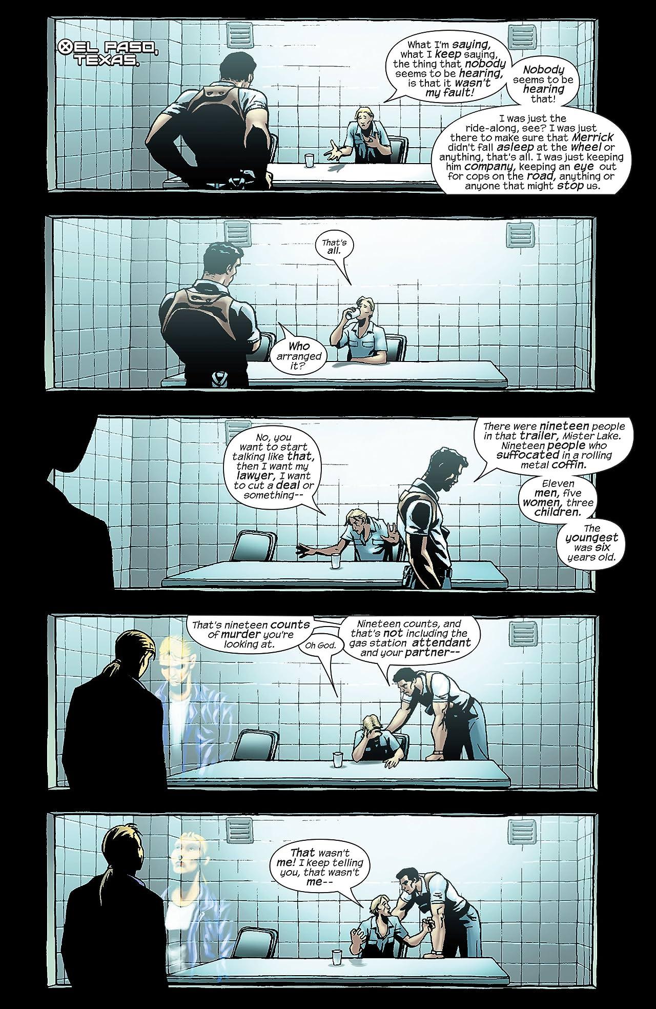 Wolverine (2003-2009) #8