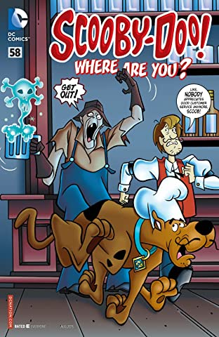Scooby-Doo, Where Are You? (2010-) #58