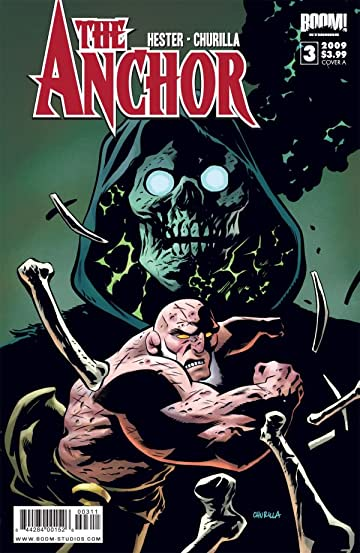The Anchor #3 (of 8)