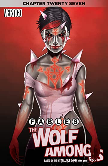 Fables: The Wolf Among Us #27