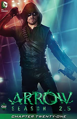 Arrow: Season 2.5 (2014-2015) #21