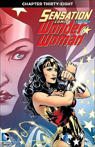 Sensation Comics Featuring Wonder Woman (2014-2015) #38