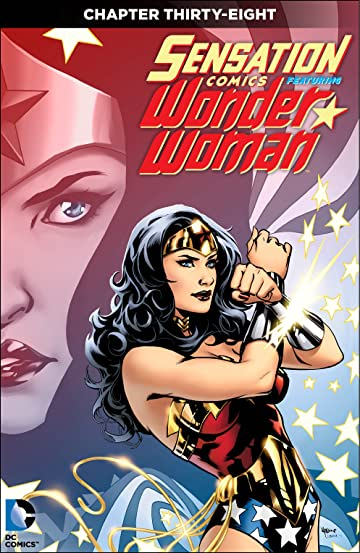 Sensation Comics Featuring Wonder Woman (2014-2015) #38
